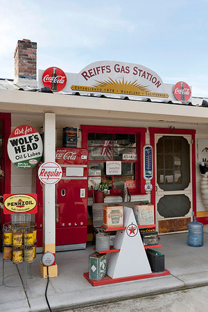 Reiff's Gas Station House & Museum