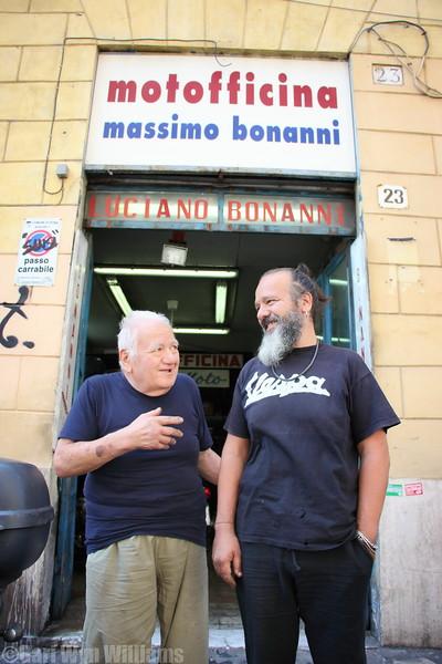 Luciano & Massimo Bonanni
