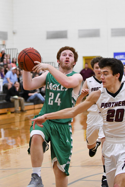 Hokes Bluff Varsity Boys v. Southside, January 18, 2017
