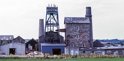 South Crofty Mine, Cornwall