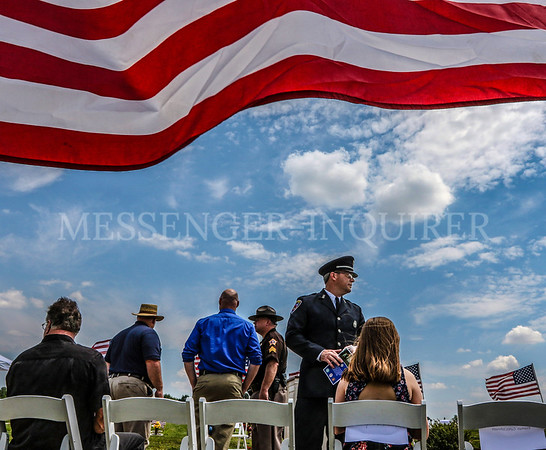 Memorial Day weekend ceremonies 5-25-19 - Messenger-Inquirer