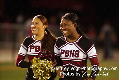 11-06-2015 Paint Branch HS Varsity Poms & Cheerleading, Senior Night, Photos by Jeffrey Vogt Photography with Lisa Levenbach