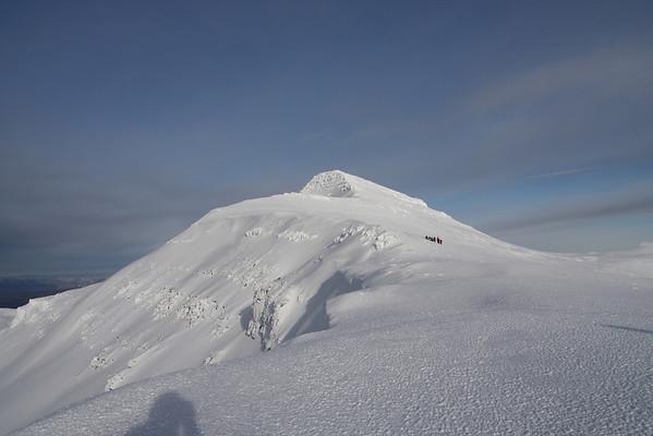 Skarðsheiði 20.02.2010