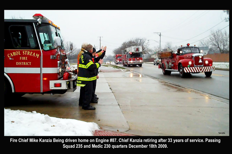 Chief Mike Kanzia's Last Day. Going home on Eng. 87 0 02 18-11.jpg