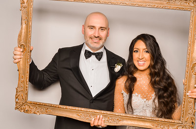 Kerri & George's Wedding Photo Station