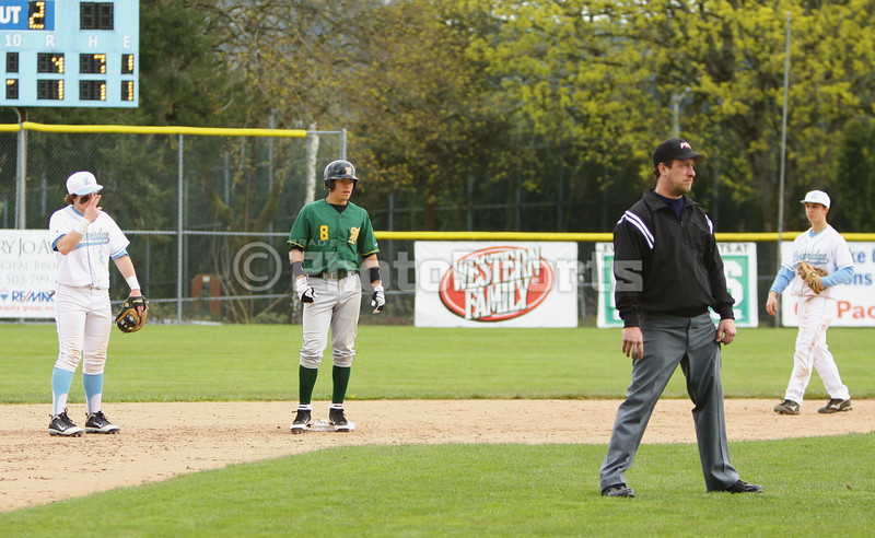 WEST LINN vs LAKERIDGE 4/20/11