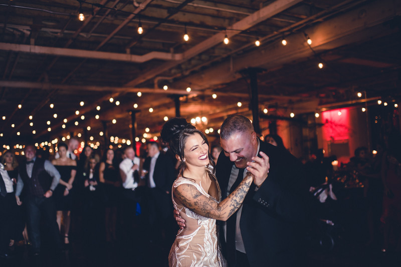 Art Factory Paterson NYC Wedding - Requiem Images 1265.jpg