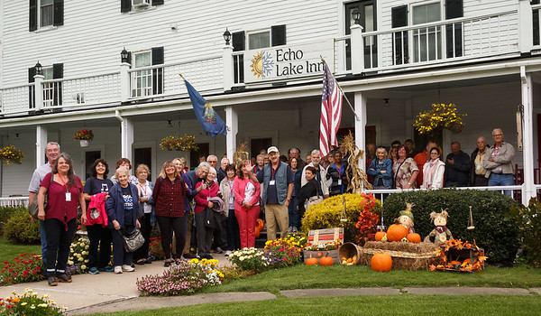 Fall for Vermont Main Sts and Backroads - 26, 27 Sept 2019