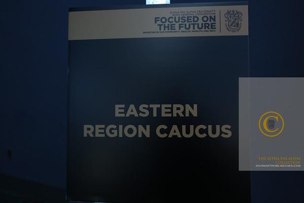 Eastern Region Caucuses