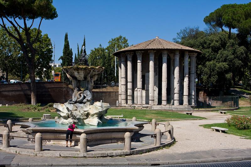 Another Rome Minor Landmark