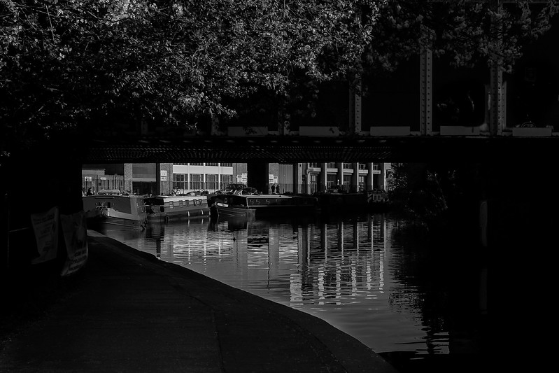 Regents Canal by Broadway Market