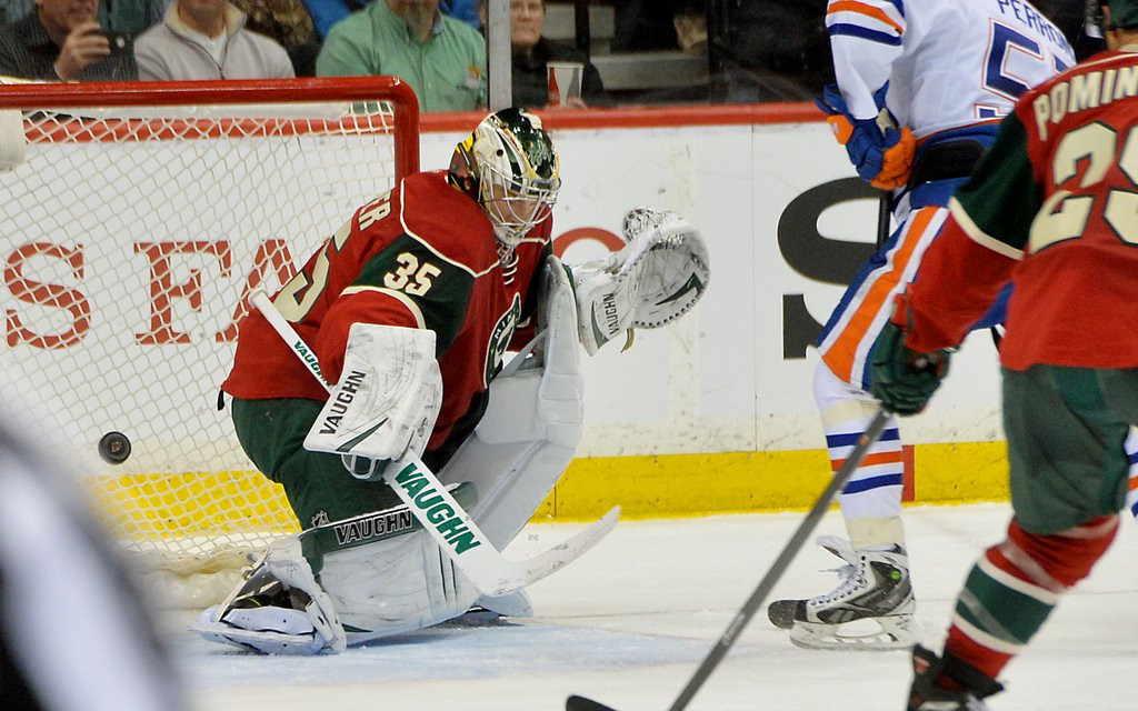 """. <p>4. MINNESOTA WILD <p>Any playoff appearance, should they manage to stumble in, will be mercifully brief. (unranked) <p><b><a href=\'http://www.twincities.com/sports/ci_25436345/minnesota-wild-playoff-position-erodes-further-5-1\' target=\""""_blank\""""> HUH?</a></b> <p>    (Pioneer Press: John Autey)"""