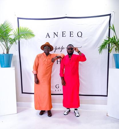 Aneeq Pop Up Summer Event