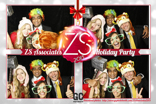 ZS Associates 2013 Holiday Party