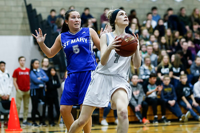 9 Girls PA St Mary vs St Joseph (Dec 15)