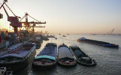 Yangtze River Shipping 2017