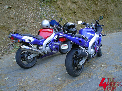 03.06.05 -  The YZF Ride MRR