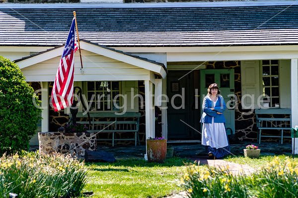 Spring Open House at Gabreil Daveis Tavern 2019