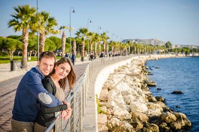 Alessandra + Paolo