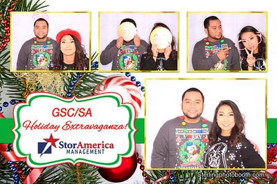 GSC/SA Holiday Party 2017