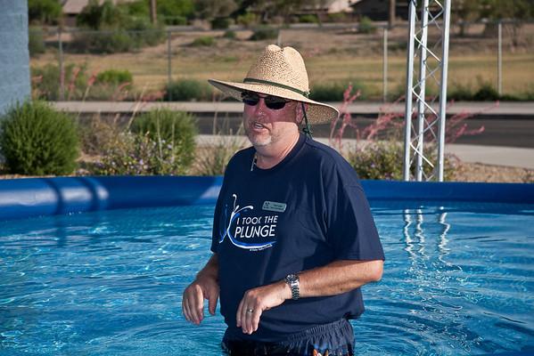 Baptism May 16-17 2009