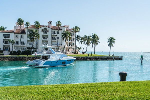 2019 Azimut Owners Fisher Island