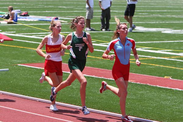 2007 Islander Track CIF Finals