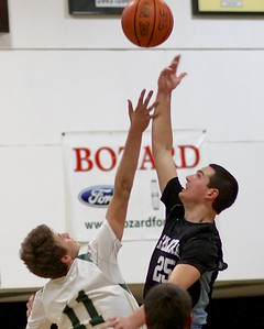 Ponte Vedra Boys' Basketball vs Nease 12/19/14