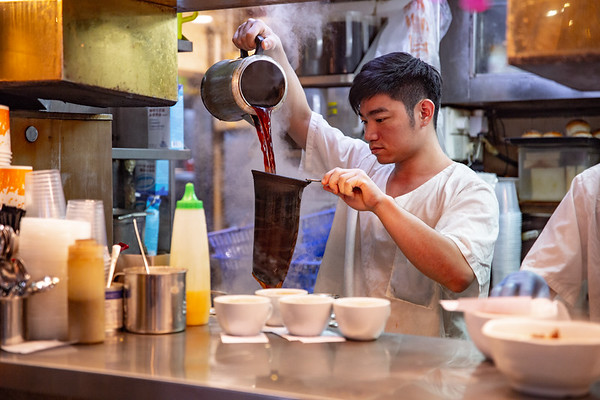 Sham Shui Po - Food