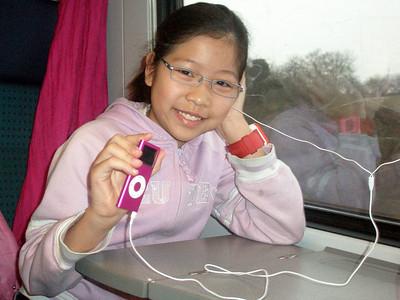 Sohini's school trip to Freibourg