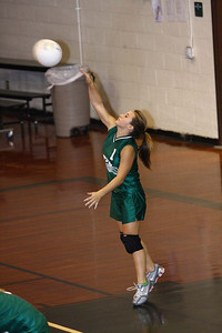 JR High Volleyball, Canton vs Brownsboro, Oct. 22, 07