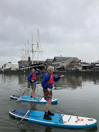 Harbourside Adventure, 2 October, 14:00 (Alice)