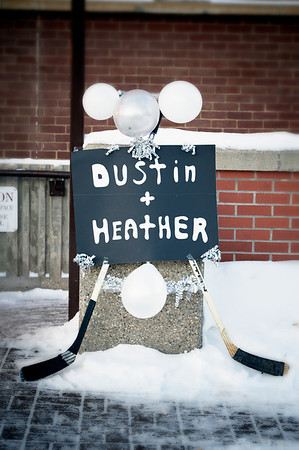 Heather & Dustin 2012