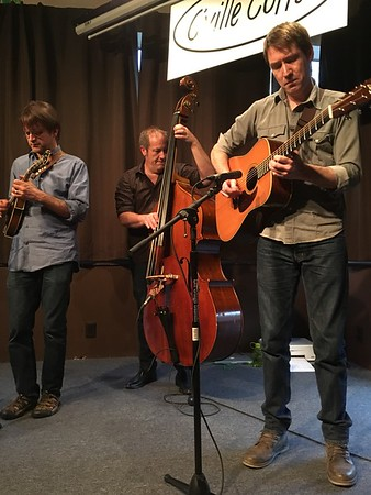 2016 04-23 The Matt Flinner trio