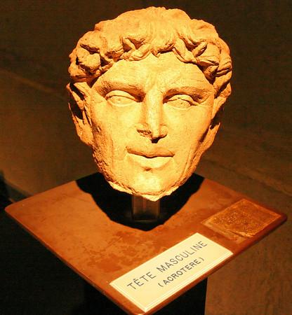 Argentomagus - Musee exterieur