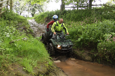 Quad biking - Cheshire