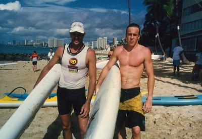 8th Annual Winter Tri Ocean Races 12-14-1996