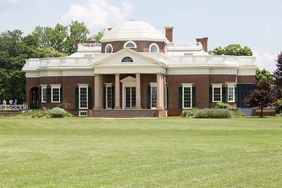 Staunton, Monticello and Richmond