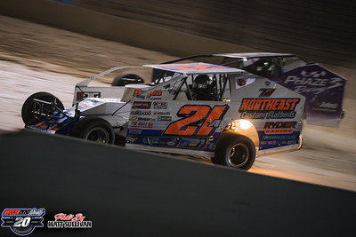 Lebanon Valley Speedway - July 4, 2020 - Matt Sullivan