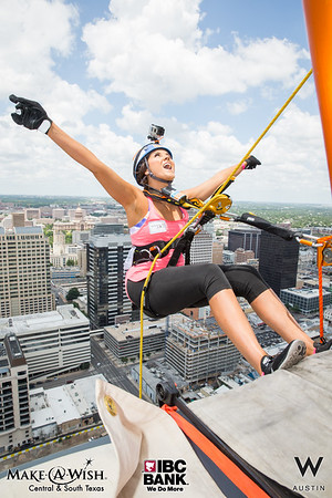 2015 Make-A-Wish - Over The Edge