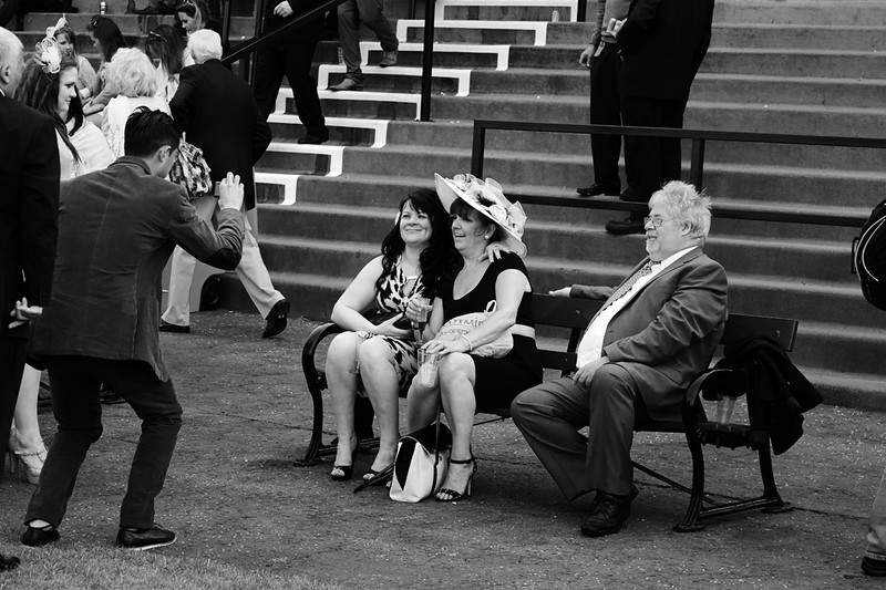 Say Cheese - Ladies Day at Musselburgh - Observational