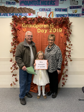 Van Arsdale Grandparent's Day 2019