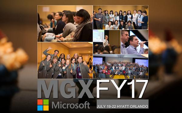 Microsoft MGXFY17 Orlando Hyatt
