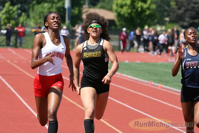 Girls Highlights - 2018 MHSAA LP TF FINALS - DIVISION ONE