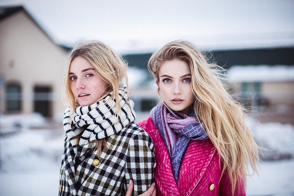 Katelyn and Chanel