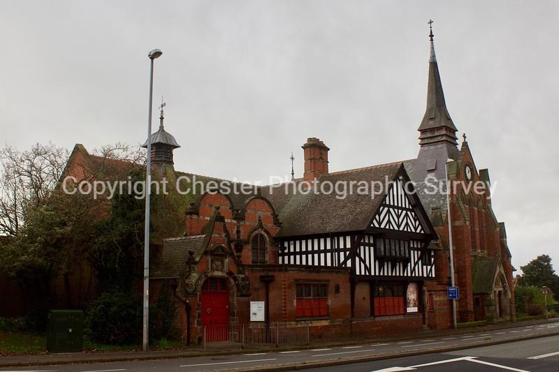 Campbell Community Hall & St Paul's Parish  Church: Boughton