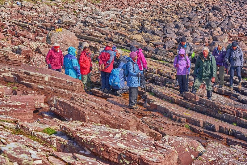 Looking for the bottom and top of the Stoer Group