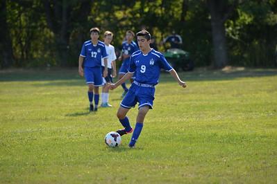 Boys Varsity Soccer - 2015