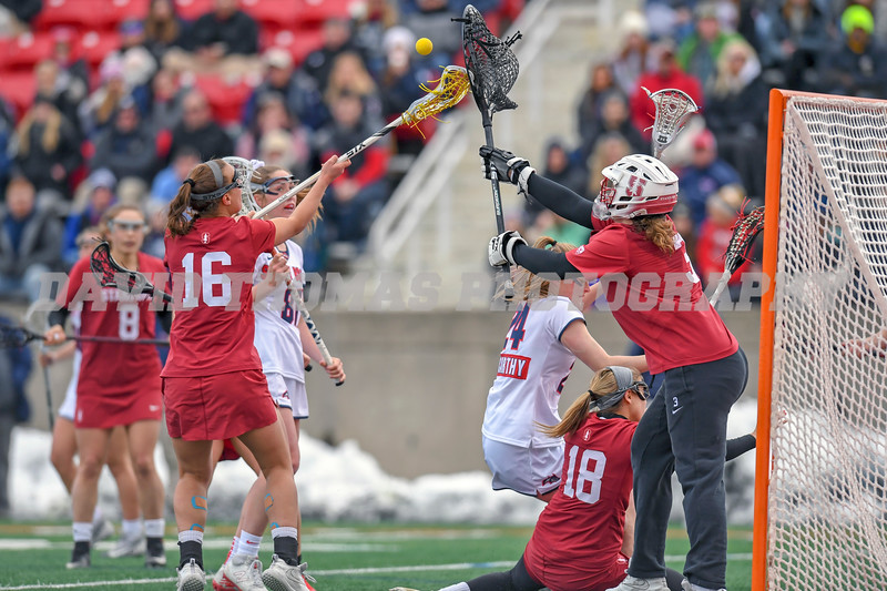 Stony Brook vs Stanford Women's Lacrosse 2019
