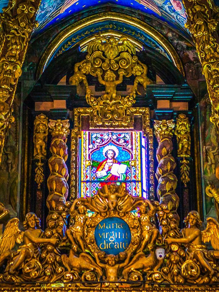 西班牙巴伦西亚主教堂,珍品无数